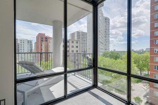 Photo 3: 605 10028 119 Street in Edmonton: Zone 12 Condo for sale : MLS®# E4197697