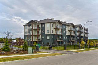 Photo 2: 308 5201 Brougham Drive: Drayton Valley Condo for sale : MLS®# E4200351
