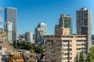 "Photo 15: 806 1146 HARWOOD Street in Vancouver: West End VW Condo for sale in ""THE LAMPLIGHTER"" (Vancouver West)  : MLS®# R2477179"