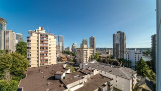 "Photo 14: 806 1146 HARWOOD Street in Vancouver: West End VW Condo for sale in ""THE LAMPLIGHTER"" (Vancouver West)  : MLS®# R2477179"