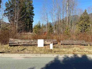 "Photo 1: 2565 LEGGETT Drive in Port Moody: Anmore Land for sale in ""ANMORE"" : MLS®# R2478367"