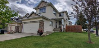 Main Photo: 12473 CRESTMONT Boulevard SW in Calgary: Crestmont Detached for sale : MLS®# A1015605