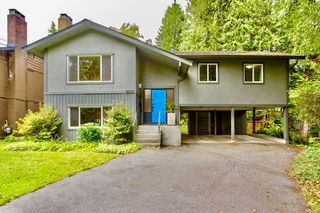 Main Photo: 1662 WESTOVER Road in North Vancouver: Lynn Valley House for sale : MLS®# R2501668