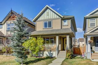 Photo 1: 283 Everglen Way SW in Calgary: Evergreen Detached for sale : MLS®# A1041697