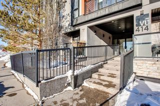 Photo 19: 414 MEREDITH Road NE in Calgary: Crescent Heights Apartment for sale : MLS®# A1056974