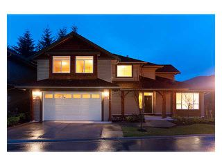 Photo 1: 78 1701 PARKWAY Boulevard in Coquitlam: Westwood Plateau House for sale : MLS®# V885423