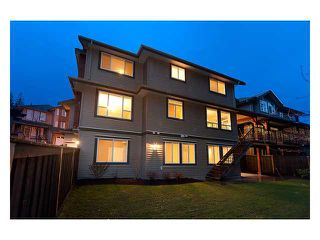 Photo 10: 78 1701 PARKWAY Boulevard in Coquitlam: Westwood Plateau House for sale : MLS®# V885423
