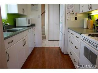 Photo 3: 6 1070 Chamberlain St in VICTORIA: Vi Fairfield East Row/Townhouse for sale (Victoria)  : MLS®# 585831