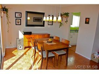 Photo 9: 6 1070 Chamberlain St in VICTORIA: Vi Fairfield East Row/Townhouse for sale (Victoria)  : MLS®# 585831