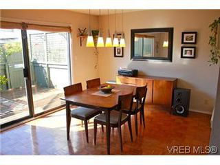 Photo 8: 6 1070 Chamberlain St in VICTORIA: Vi Fairfield East Row/Townhouse for sale (Victoria)  : MLS®# 585831