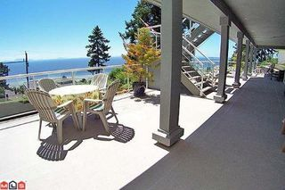 Photo 7: 14884 HARDIE AV in White Rock: House for sale : MLS®# F1105489