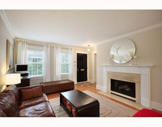 "Photo 2: 1365 W 7TH AV in Vancouver: Fairview VW Condo for sale in ""WEMSLEY MEWS"" (Vancouver West)  : MLS®# V806389"
