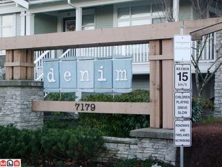 Photo 1: 123 20033 70TH Avenue in Langley: Willoughby Heights Condo for sale : MLS®# F1128455