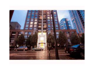 Photo 1: 904 1055 HOMER Street in Vancouver: Yaletown Condo for sale (Vancouver West)  : MLS®# V969340