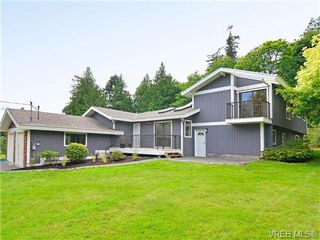 Photo 2: 628 BROOKLEIGH Road in VICTORIA: SW Elk Lake Residential for sale (Saanich West)  : MLS®# 324364