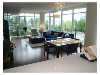 Photo 1: # 403 1205 W HASTINGS ST in Vancouver: Coal Harbour Condo for sale (Vancouver West)  : MLS®# V1014869