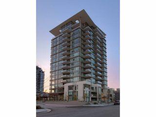 "Photo 1: 905 1455 GEORGE Street: White Rock Condo for sale in ""AVRA"" (South Surrey White Rock)  : MLS®# F1408568"