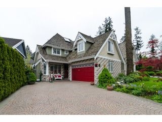 """Main Photo: 3660 155TH Street in Surrey: Morgan Creek House for sale in """"Rosemary Heights"""" (South Surrey White Rock)  : MLS®# F1411303"""