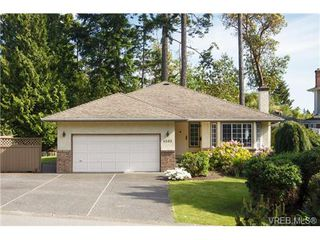 Photo 1: 8593 Deception Pl in NORTH SAANICH: NS Dean Park Single Family Detached for sale (North Saanich)  : MLS®# 672147
