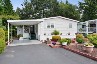 Photo 1: 5 2315 198 Street in Langley: Brookswood Langley Manufactured Home for sale : MLS®# F1415125