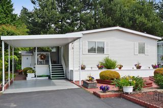 Photo 3: 5 2315 198 Street in Langley: Brookswood Langley Manufactured Home for sale : MLS®# F1415125