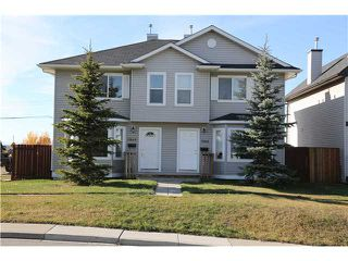 Photo 1: 7861 24 Street SE in CALGARY: Ogden_Lynnwd_Millcan Residential Attached for sale (Calgary)  : MLS®# C3636639