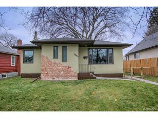Photo 1: 230 Poplar Avenue in WINNIPEG: East Kildonan Residential for sale (North East Winnipeg)  : MLS®# 1426652