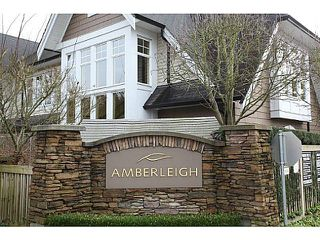 Photo 1: 25 20540 66TH Avenue in Langley: Willoughby Heights Townhouse for sale : MLS®# F1429661