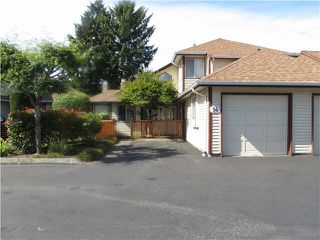 "Photo 2: 14 8111 FRANCIS Road in Richmond: Garden City Townhouse for sale in ""WOODWYNE"" : MLS®# V1129254"