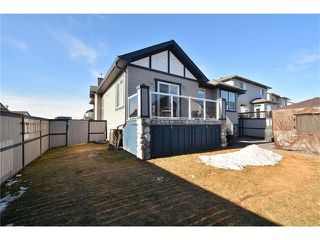 Photo 33: 2038 LUXSTONE Link SW: Airdrie House for sale : MLS®# C4048604