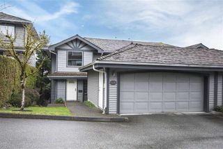 Photo 1: 148 1685 PINETREE Way in Coquitlam: Westwood Plateau Townhouse for sale : MLS®# R2047348