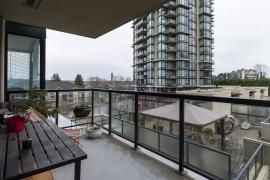 "Photo 9: 502 15 E ROYAL Avenue in New Westminster: Fraserview NW Condo for sale in ""Victoria Hill"" : MLS®# R2051063"