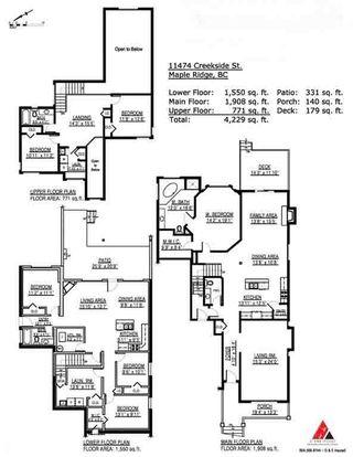 "Photo 20: 11474 CREEKSIDE Street in Maple Ridge: Cottonwood MR House for sale in ""GILKER HILL ESTATES"" : MLS®# R2089079"