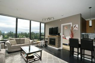 "Photo 3: 1908 110 BREW Street in Port Moody: Port Moody Centre Condo for sale in ""ARIA 1"" : MLS®# R2098119"