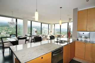 "Photo 6: 1908 110 BREW Street in Port Moody: Port Moody Centre Condo for sale in ""ARIA 1"" : MLS®# R2098119"