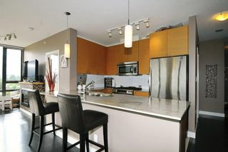 "Photo 5: 1908 110 BREW Street in Port Moody: Port Moody Centre Condo for sale in ""ARIA 1"" : MLS®# R2098119"