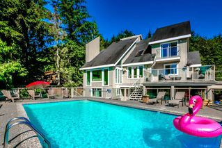 "Photo 2: 4980 ROBSON Road: Belcarra House for sale in ""Belcarra"" (Port Moody)  : MLS®# R2098721"