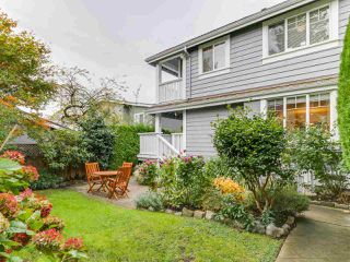 "Photo 2: 786 W 69TH Avenue in Vancouver: Marpole Townhouse for sale in ""MARPOLE"" (Vancouver West)  : MLS®# R2118968"