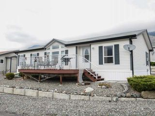 Photo 3: 45 768 E SHUSWAP ROAD in : South Thompson Valley Manufactured Home/Prefab for sale (Kamloops)  : MLS®# 137581