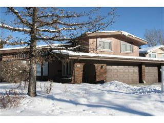 Main Photo: 13840 PARK ESTATES Drive SE in Calgary: Parkland House for sale : MLS®# C4093338