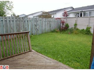 Photo 2: 284 32550 MACLURE Road in Abbotsford: Abbotsford West Townhouse for sale : MLS®# R2149060