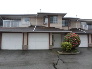 """Photo 1: 2 32659 GEORGE FERGUSON Way in Abbotsford: Abbotsford West Townhouse for sale in """"Canterbury Gate"""" : MLS®# R2157901"""