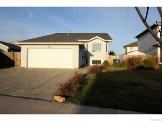 Main Photo: 342 Stensrud Road in Saskatoon: Willowgrove Single Family Dwelling for sale (Saskatoon Area 01)  : MLS®# 607375