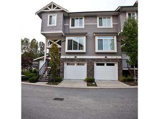 "Photo 1: 42 11252 COTTONWOOD Drive in Maple Ridge: Cottonwood MR Townhouse for sale in ""COTTONWOOD RIDGE"" : MLS®# R2163843"