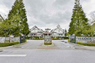 "Photo 20: 83 16233 83 Avenue in Surrey: Fleetwood Tynehead Townhouse for sale in ""Veranda"" : MLS®# R2171273"
