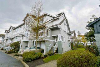 "Photo 1: 83 16233 83 Avenue in Surrey: Fleetwood Tynehead Townhouse for sale in ""Veranda"" : MLS®# R2171273"