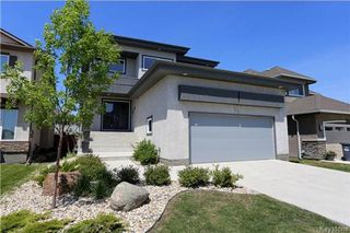 Main Photo: 123 Sidebottom Drive in Winnipeg: River Park South Residential for sale (2F)  : MLS®# 1714193