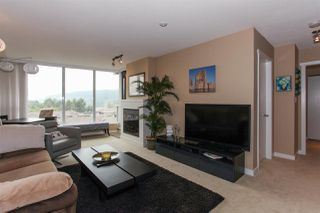 "Photo 3: 905 660 NOOTKA Way in Port Moody: Port Moody Centre Condo for sale in ""NAHANNI"" : MLS®# R2210582"
