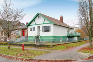 Photo 1: 1495 E 27TH Avenue in Vancouver: Knight House for sale (Vancouver East)  : MLS®# R2224251