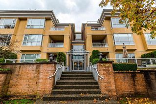 "Photo 1: 201 2340 HAWTHORNE Avenue in Port Coquitlam: Central Pt Coquitlam Condo for sale in ""BARRINGTON PLACE"" : MLS®# R2224366"
